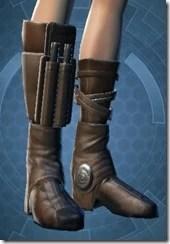 Dune Stalker Female Boots