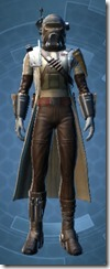 Dune Stalker - Male Front