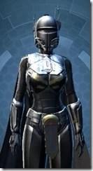 Exarch MK-1 Agent - Female Close