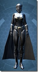 Exarch MK-1 Agent - Female Front