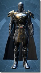 Exarch MK-1 Consular - Male Front