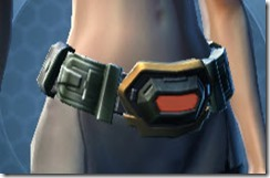 Exarch MK-4 Consular Female Belt