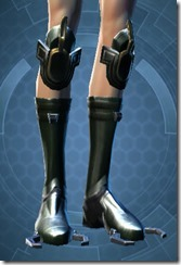 Exarch MK-4 Consular Female Boots