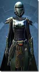 Exarch MK-4 Consular - Female Close