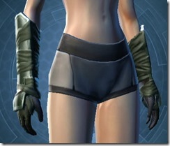 Exarch MK-4 Consular Female Gloves