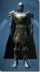 Exarch MK-4 Consular - Male Front