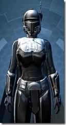 Exemplar Agent - Female Close