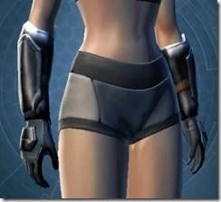 Exemplar Agent Female Gloves