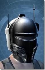 Exemplar Agent Female Headgear