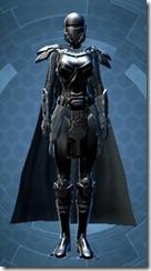 Exemplar Inquisitor - Female Front