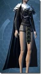 Exemplar Knight Female Chestguard