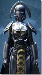 Exemplar Knight - Female Close