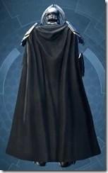 Exemplar Knight - Male Back