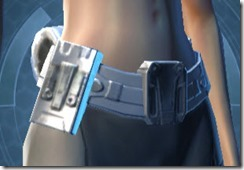 Frontline Defender Female Belt