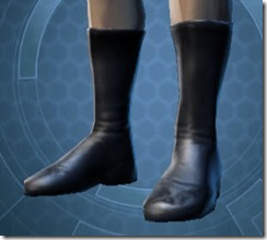 Herald of Zilrog Male Boots