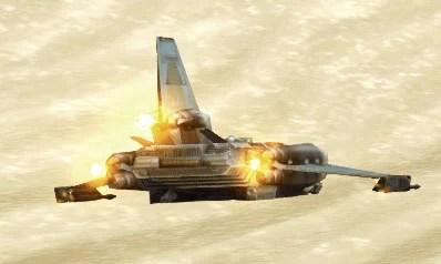 Model Mach 2 Back