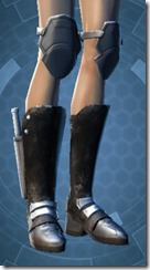 Outlander Knight Female Boots