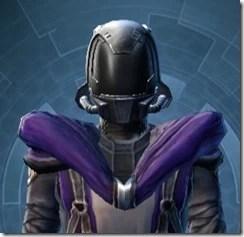 Outlander Knight Hides Hood