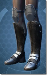 Outlander Knight Male Boots