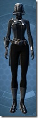 Outlander MK-4 Agent - Female Front