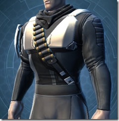 Outlander MK-4 Trooper Male Body Armor