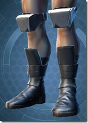 Outlander MK-4 Trooper Male Boots