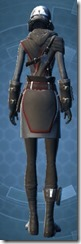 Outlander MK-6 - Female Back