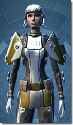 Overwatch Shield - Female Close