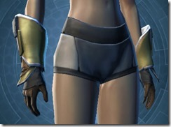 Scion Female Gloves