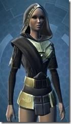 Scion Female Vestments