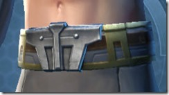 Scion Male Belt