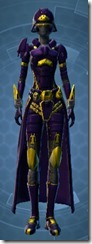 Sith Recluse Dyed Front