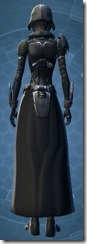 Sith Recluse - Female Back