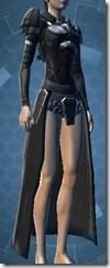 Sith Recluse Female Breastplate