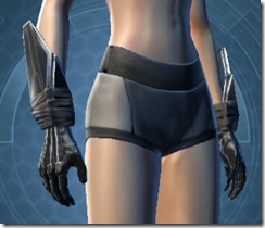 Sith Recluse Female Gauntlets