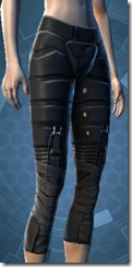 Sith Recluse Female Greaves