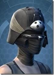 Sith Recluse Female Helmet