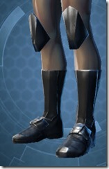 Sith Recluse Male Boots