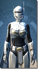 Ultimate Exarch Agent - Female Close