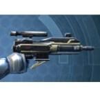 Ultimate Exarch Combat Medic / Combat Tech / Eliminator / Supercommando Blaster Pistol / Offhand Blaster