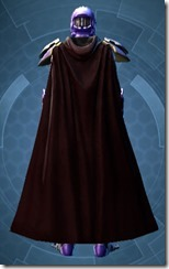 Ultimate Exarch Consular Dyed Back