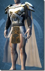 Ultimate Exarch Consular Male Robe