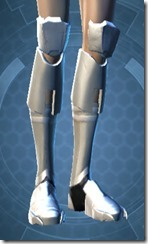 Ultimate Exarch Knight Female Boots