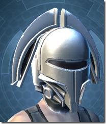 Ultimate Exarch Knight Female Headgear