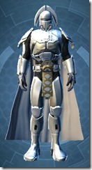 Ultimate Exarch Knight - Male Front