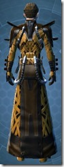 Veteran Inquisitor Dyed Back