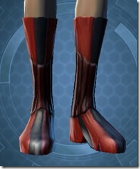 Veteran Inquisitor Female Boots