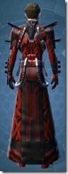 Veteran Inquisitor - Male Back