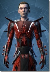 Veteran Inquisitor - Male Close