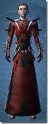 Veteran Inquisitor - Male Front